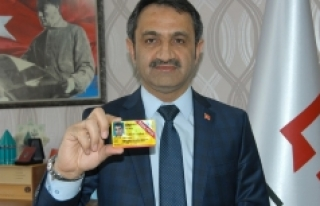 """2016'da, 130 Basın Mensubu """"Basın Kartı""""..."""