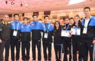 Performans Spor Kulübü Avrupa Sıralamasında Üçüncü...