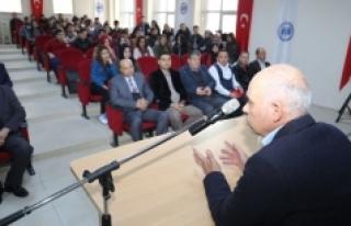 """Başkan Çalışkan: """"Güçlü Türkiye Sizlerin..."""