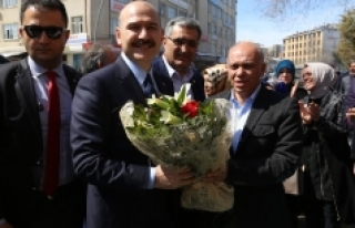 İçişleri Bakanı Soylu Karaman Belediyesi'ni...