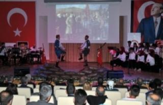 Larende Anadolu Lisesi Öğrencilerinden Anlamlı...