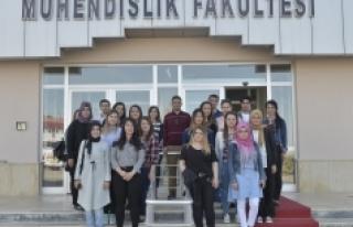 Afyon Kocatepe Öğrencilerinden KMÜ'ye Teknik...