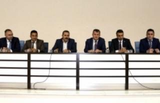 Karaman GHSİM'de Nisan Ayı Personel Toplantısı...