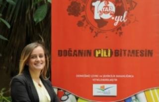 Karaman'da Okullarda Atık Pil Toplama Yarışması...