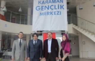 Karamanlı Gençler Eskişehir'de Büyüledi