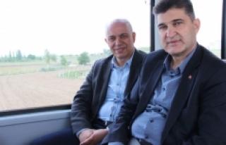 AK Parti İl Başkanı Ünlü: Yenilenmemiz Gerekiyor
