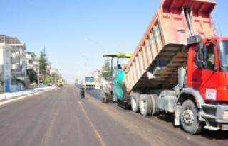 Alparslan Türkeş Bulvarı Tamamlanıyor