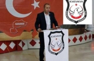 Karaman'daki Beşiktaşlılar Şampiyonluğunu...