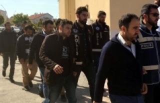 Karaman'da FETÖ/PDY Operasyonuna 7 Tutuklama