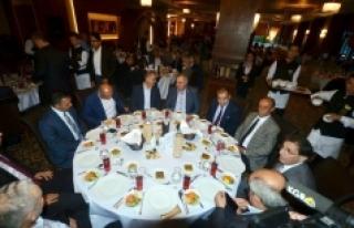 KARSİAD'ın Geleneksel İftar Yemeğine Katılım...