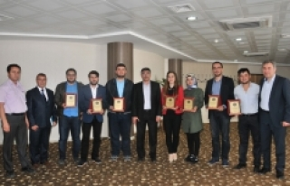 KMÜ'de Öğrenci Topluluklarıyla Yılsonu Toplantısı...