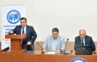 KMÜ'de Verimlilik Paneli Düzenlendi