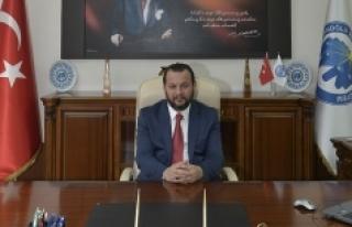 KMÜ Rektörü Prof. Dr. Akgül'ün 12 Mayıs Hemşireler...