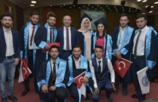 KMÜ Teknik Bilimler Meslek Yüksekokulunda Mezuniyet...