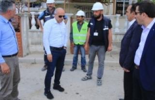 Larende Sümer Ve Yenişehir'de Ki Doğalgaz Çalışmaları...