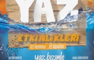 Yaz Anadolu Gençliğe Güzel