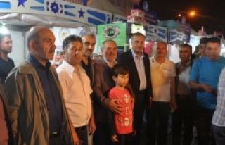 İstanbul'daki Karaman Tanıtım Günleri Sürüyor