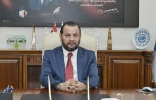 KMÜ Rektörü Akgül'den Şehit Dündar İçin...