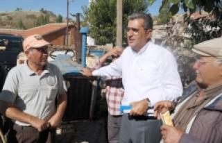 Konya Şeker'den Çiftçiye Bayram Avansı
