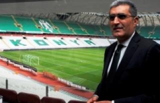 """Konuk: """"Şampiyonluk, Konyaspor'a Çok Yakıştı"""""""