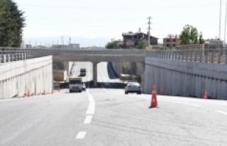 Konya-Karaman Yht Hattında İki Alt Geçit Trafiğe...