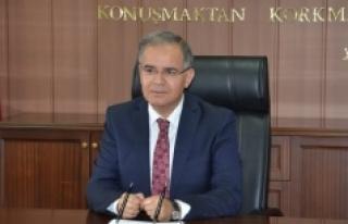 Vali Tapsız: Karaman'ın İl Oluşunun 28. Yılı...