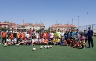 Futbol, Yaz Spor Okullarının Gözdesi Oldu
