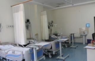 Hastanenin Yoğun Bakım Ve Palyatif Bakım Servislerinde...