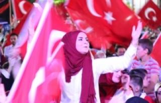 """Karaman'da """"15 Temmuz Demokrasi ve Milli Birlik..."""