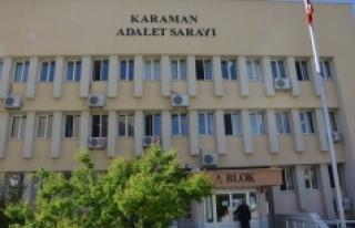 Karaman'da FETÖ/PDY Operasyonunda Gözaltındaki...