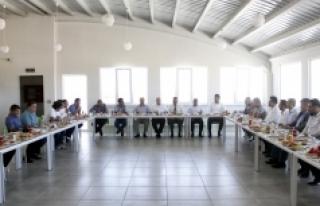 Kuntoğlu'ndan Karadağ Anadolu Lisesine Ziyaret