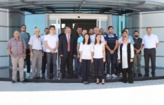 Özel Karadağ Anadolu Lisesi Basınla Buluştu