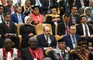 Prof. Dr. Mehmet Akgül, İslam Ülkeleri Rektörler...