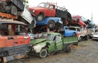 97 Ve Daha Eski Model Araçlar Hurdaya Ayrılacak