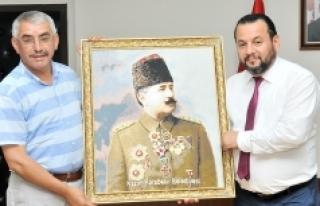 Belediye Başkanı Alanlı'dan Rektör Akgül'e...