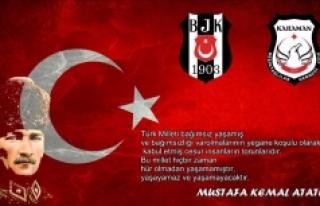 Beşiktaşlılardan 30 Ağustos Mesajı