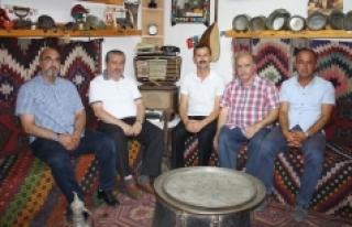 HOKAF Üyeleri Karaman'da