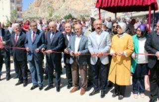 Kalkınma Bakanı Elvan Ermenek'te