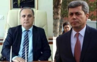 Karaman'ın İl Emniyeti Bayraktar'a Emanet