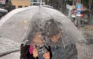Karaman Valiliğinden Sağanak Yağış, Kuvvetli...