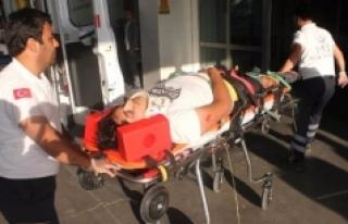 Mersin Yolundaki Kazada 4 Yaralı