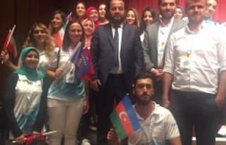Türkçe Yaz Okuluna Cumhurbaşkanlığı Külliyesinde...