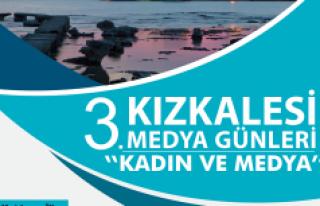 3. Kızkalesi Yerel Medya Günlerine Karaman Basını...