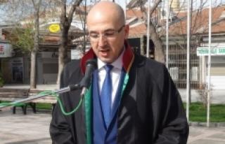 Baro Başkanı Yılmaz: Adalet, Mülkünü İstiyor