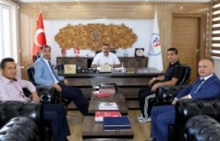 Judo Federasyonu Başkanı Huysuz'dan Kısacık'a...