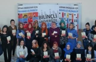 KMÜ Öğrencilerine İşaret Dili Kursu