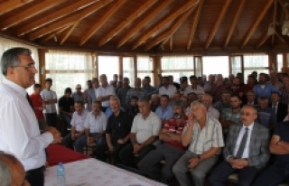 """Konuk: """"Konya'da Üretileni Konya'da İşliyoruz"""""""