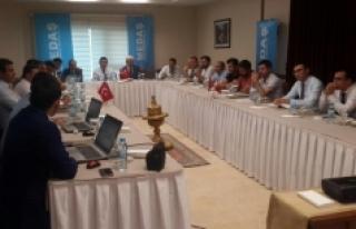 MEDAŞ Kırşehir'de Elektrik Mühendisleri Ve Elektrikçilerle...