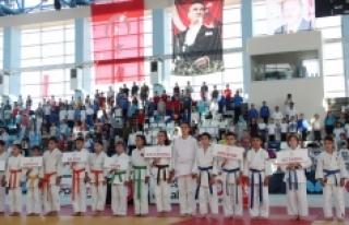 Minikler Türkiye Judo Şampiyonası, Karaman'da...