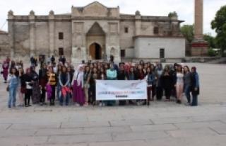'Şehirler Ve Kültürler-Yörelerimiz'...